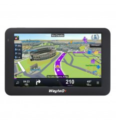 WayteQ x985BT GPS device
