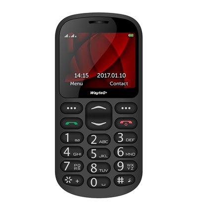 WayteQ SP-1 Senior telefon + priklopna postaja