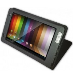 Leather case for WayteQ xTAB 70w Tablet PC