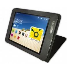 Leather case for WayteQ xTAB 80 Tablet PC