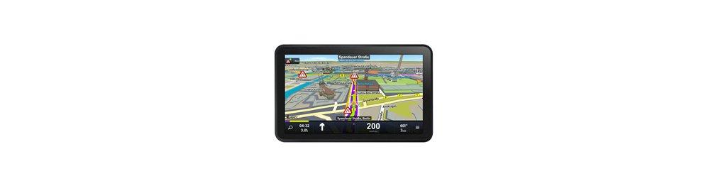 7'' (17,78 cm) GPS navigacija