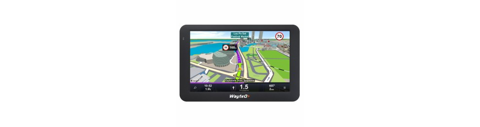 Navigation devices and accessories