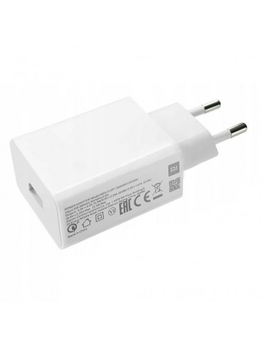 XIAOMI Mi network charger 3A 22.5W QC3.0+ fast charger