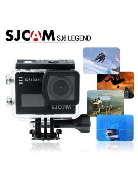 SJCAM SJ6 LEGEND 4K WiFi Action Camera