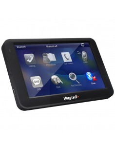 Wayteq x985BT GPS navigation