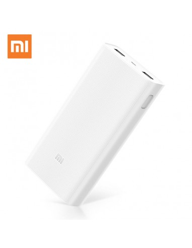 Xiaomi Mi Power bank 2S 20.000 mAh
