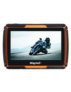 WayteQ xRIDER Smart navigation for motorbike