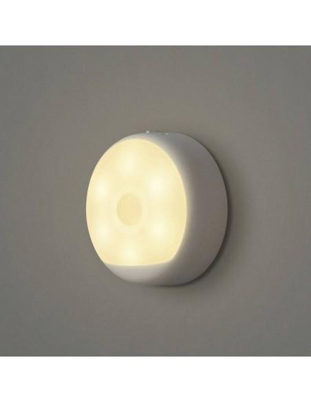 Yeelight YLYD01YL LED Infrared Body Motion Sensor Night Light USB Rechargeable Magnetic