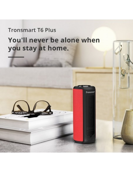 Tronsmart Element T6 Plus SoundPulse Portable Bluetooth Speaker