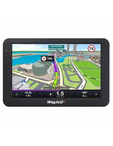 WayteQ x995 GPS navigation device +...