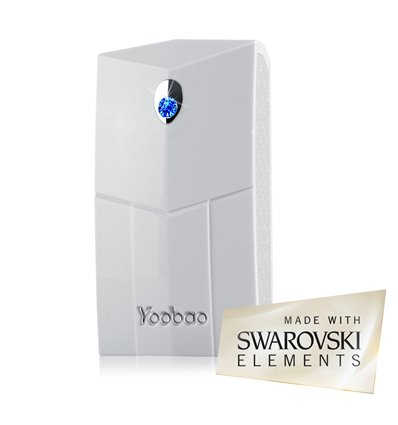 Yoobao Swarovski 7800 mAh power bank
