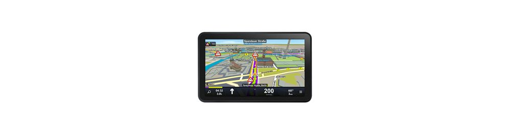 7'' (17.78 cm) GPS Navigation 7''